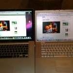 Comparing the new and original MacBook Pro