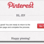 3 steps to verify your website on Pinterest