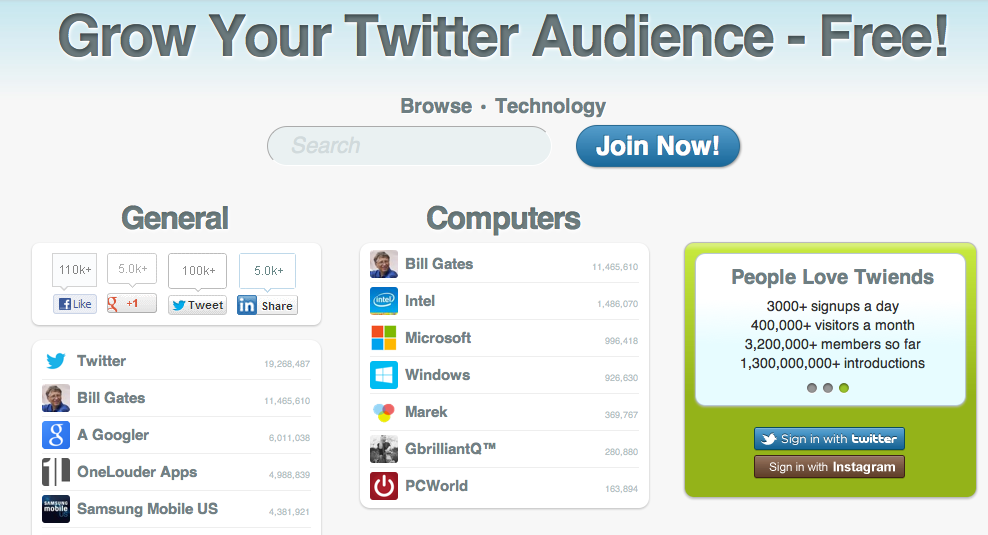 how to get more twitter followers when you start