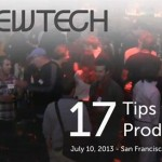 17 productivity tips from founders & geeks