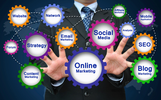 Social media managers implement the strategy themselves. Consultants build, teach and move on.