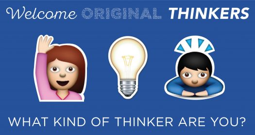 Welcome Original Thinkers WOTQuiz Kimberly-Clark WOT