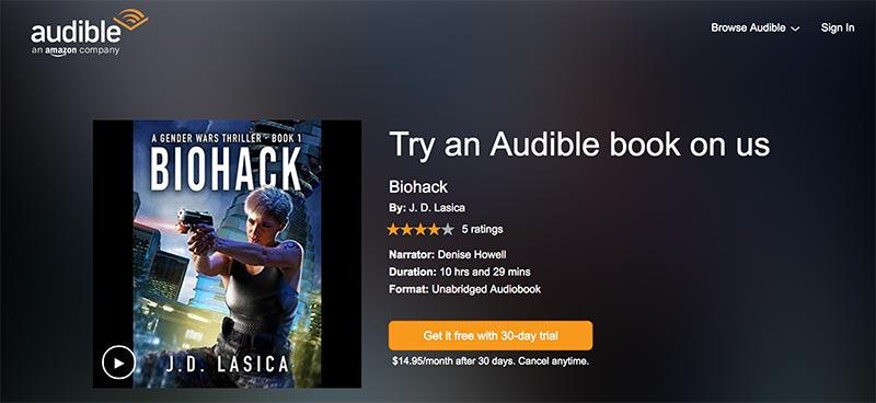 biohack-on-audible