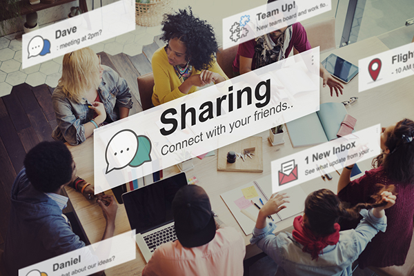 Ask for Shares image courtesy of Shutterstock
