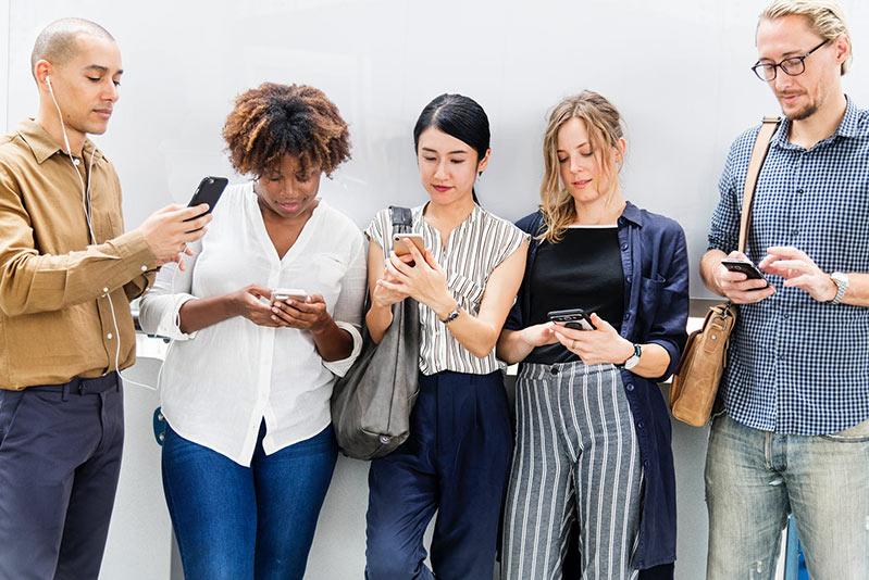 smartphone-usage