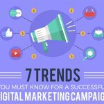 Digital marketing campaigns: 7 trends to watch (infographic)