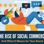 The rise of social commerce (infographic)