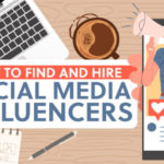 Infographic: How to find and engage social media influencers