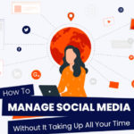 Social media productivity tips [Infographic]